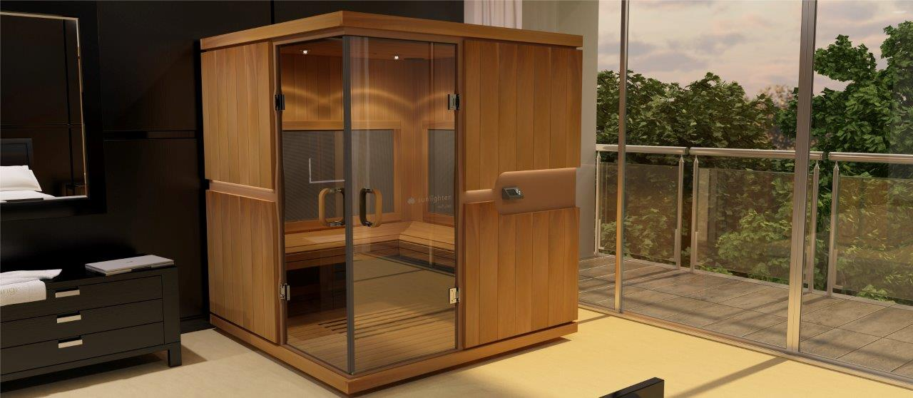 comment installer un sauna traditionnel chez soi. Black Bedroom Furniture Sets. Home Design Ideas